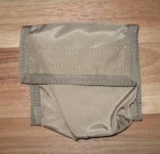 eagle industries nylon pouch tan khaki belt slip pocket flap GP utility 4x4x1