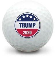 36 Nike Mix Mint / AAAAA (Donald Trump 2020 LOGO) Golf Balls