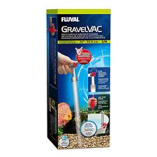 Fluval GravelVac Aquarium Gravel Fish Tank Vacuum Siphon Pump Water Cleaner