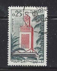 ALGERIA - 293,296-298,300,302 - USED - 1962-1963 ISSUES