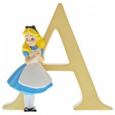 Disney Enchanting Alphabet 3D Letter A  Alice In Wonderland A29546 Ornament Gift