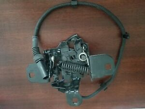 Genuine Volkswagen Jetta Golf Hood Latch 1J0-823-509-E