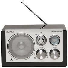 Markenlose tragbare Radios mit Kopfhörerbuchse