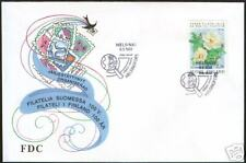 White Rose Centenary Of Organized Philately In Finland FDC 1993
