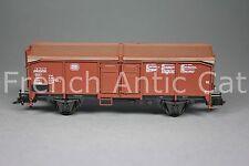 U355 KLEIN modellbahn Ho DB schiebedachwagen DB typ Tcms 3262 wagon couvert