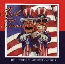 Bob and Tom The Election Collection 25 track 2000 CD NEW!! Q95 radio comedy duo