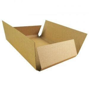 C4 A4 Large Letter Boxes Maximum Size for Royal Mail Strong PIP Shipping Multi