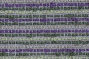"""ZOFFANY CURTAIN FABRIC DESIGN """"Cairngorm"""" 2.9 METRES OLIVE/PURPLE 100% WOOL"""