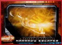 Joss Whedon's FIREFLY - Card #57 - Narrow Escapes - Inkworks 2006