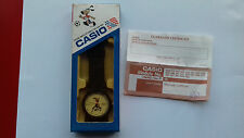 Casio Vintage Collection SWC-02-1 JAPAN A!!! official watch world cup usa 94 uhr