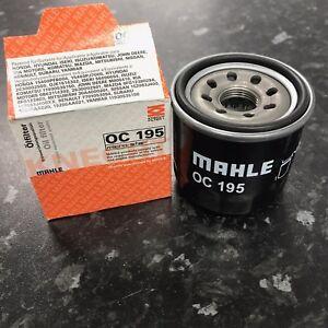 Mahle Knecht Oil filter OC195 fits Nissan Murano 3.5 4X4 VQ35DE