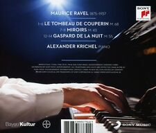 MIROIRS-RAVEL PIANO WORKS - KRICHEL,ALEXANDER/RAVEL,MAURICE/VARIOUS - CD NEU