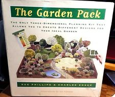 The Garden Pack : The Only Three-Dimensional Garden Design and Planning Kit NEW