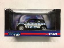 Corgi CC86516 DIECAST BMW MINI COOPER NEW SOUTH WALES POLICE