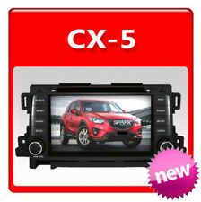 Mazda CX 5 Navigation Multimedia system GPS DVD IPOD BLUETOOTH RADIO Player CX-5
