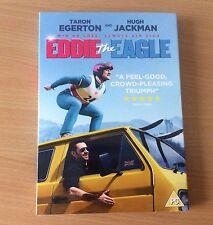 Eddie The Eagle DVD UK Region 2016