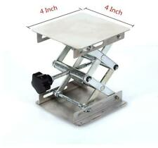 Lab Lift Stand Rack Scissor Lab Jack Lifting Platforms Lifter Stainless Steel