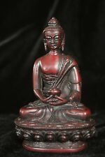 Buddha statue resin 4.5 inches