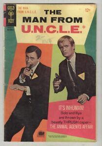 Man From U.N.C.L.E. #15 November 1967 VG