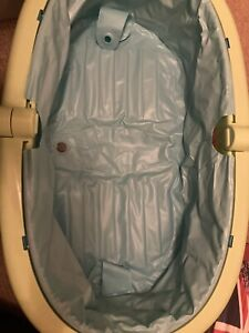 Summer Infant Newborn To Toddler Fold Away Baby Bath - From Birth