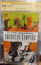 American Vampire Second Cycle 9.4 CBCS