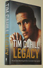 """Tim Cahill (Australian Socceroos) signed Book """"Legacy""""+COA & Photo Proof signing"""