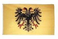 Bandiera fulgida papisti Reich Deutscher Nazione dopo 1400 bandiera storica his