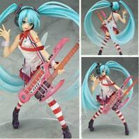 Anime Hatsune Miku Electric Guitar Greatest Idol Ver. 1/8 PVC Figure New In Box