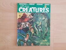 Famous monsters/Very Rare British version of World Famous Creatures #1