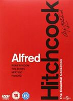 Alfred Hitchcock: The Essential Collection [DVD][Region 2]