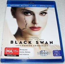 BLACK SWAN---(2 Disc Blu-Ray+ Dvd + Digital)