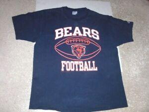 Vintage 90s CHICAGO BEARS single stitch CHAMPION shirt t-shirt men's XL 1990's