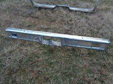 1963 FORD GALAXIE FRONT BUMPER NEEDS TO BE RE CHROMED