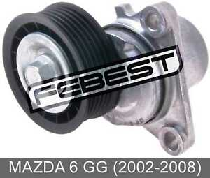 Tensioner Assembly For Mazda 6 Gg (2002-2008)