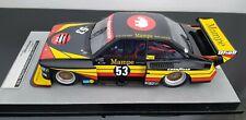 "Tecnomodel TM18-172A # FORD Escort II RS Turbo DRM Norisring 1978 "" Mampe "" 1:18"