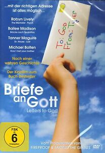 Briefe an Gott (DVD) NEU&OVP - OT: Letters to God - Robyn Lively