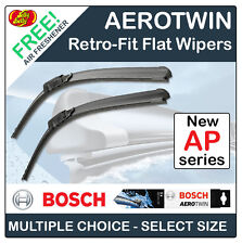 """BOSCH 'AP' AEROTWIN RETROFIT FLAT FRONT WIPER BLADES - ALL SIZES 13"""" TO 32"""""""