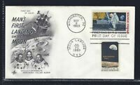 US C76 First Man Step Moon Landing Space Apollo 8 11 Armstrong God July 20 1969
