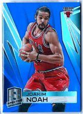 2014-15 Panini Spectra Basketball Jaokim Noah Blue Parallel /49 Bulls