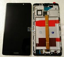 Display Huawei Mate 8 nero Schermo LCD touch screen con frame nuovo vetro OEM