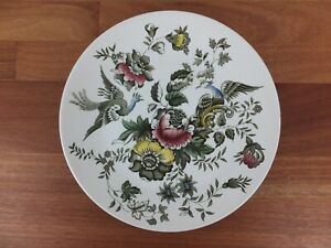 Vintage ATHERSTONE by Ridgway Peacock England Botanical Art Nouveau Plate