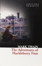 Collins Classics - The Adventures Of Huckleberry Finn by Mark Twain | Paperback
