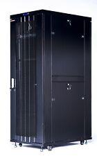 SYSRACKS42U Server Rack It Cabinet Network Enclosure/Vented Mesh Perforate Doors