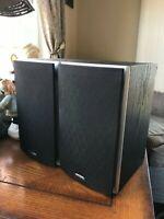 "Polk M10 Bookshelf Speakers 5 1/4"" woofers"