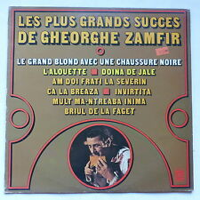 Les plus grands succes de GHEORGHE ZAMFIR   DDLX 98