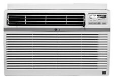 LG LW1215ER - 12,000 BTU 110V Window A/C: Remote & Window Accessories Included