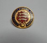 Essex County bowling Association  Badge