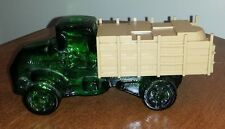 Vtg Avon Big Mack Truck Hp80 Windjammer After Shave 6 Fl Oz Decanter