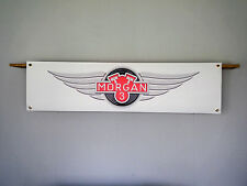 Morgan 3 Wheeler PVC Workshop Banner
