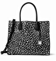 Michael Kors Tasche/Bag Mercer Kors Studio LG Convertible Tote Black/White NEU